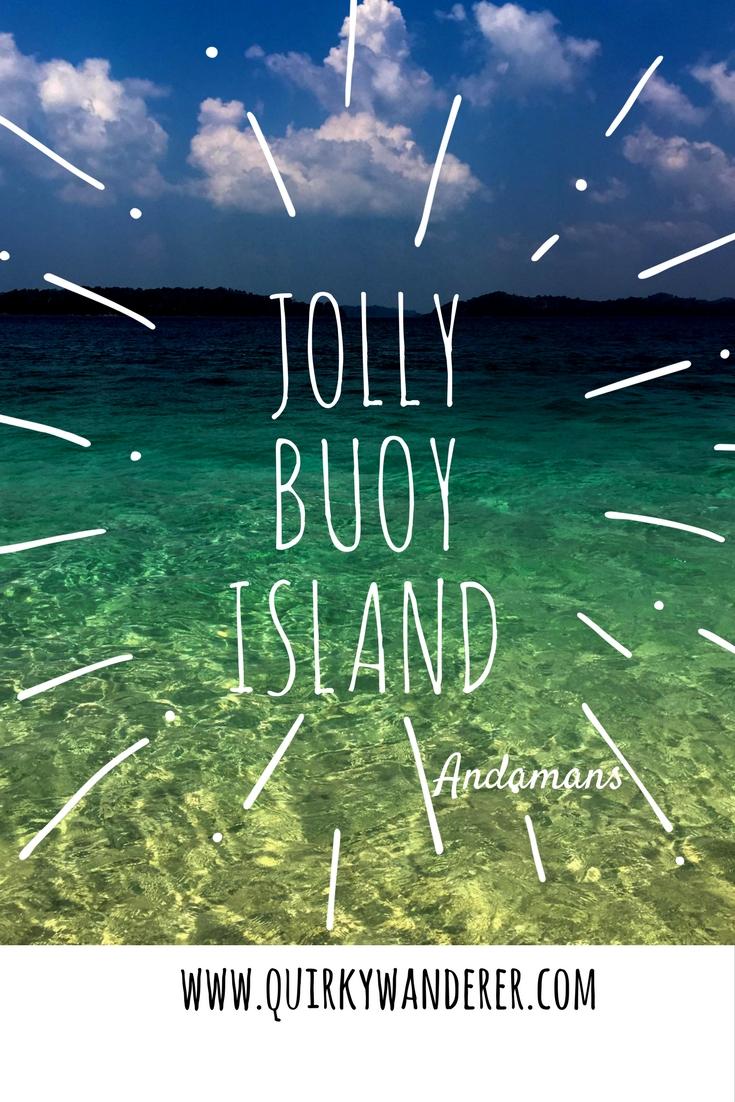 Andaman Jolly Buoy
