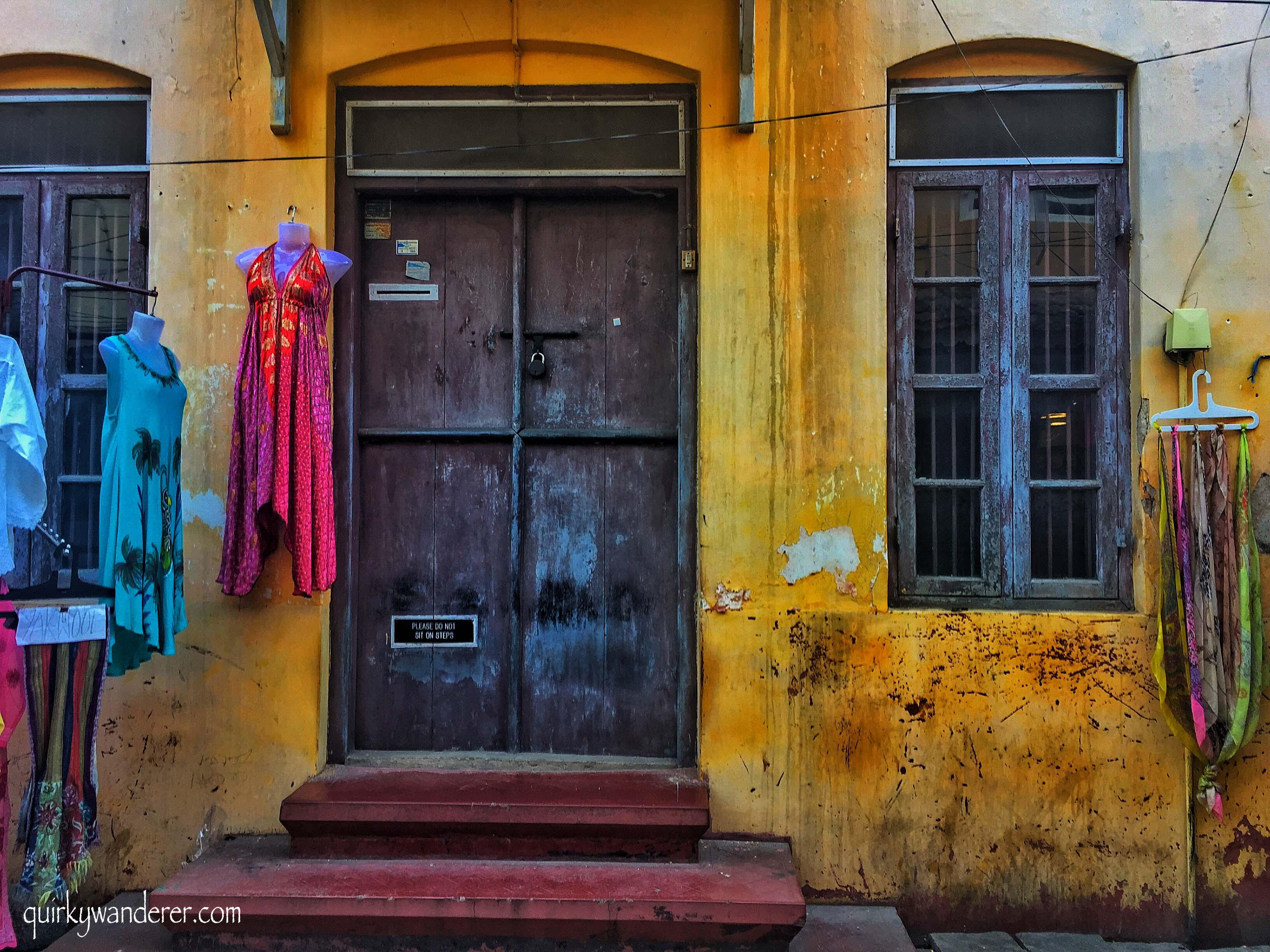 jew street Kochi