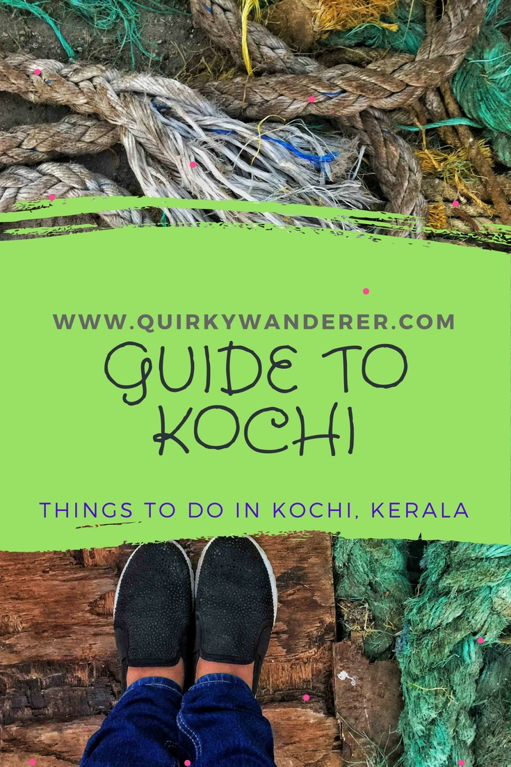 Kochi guide