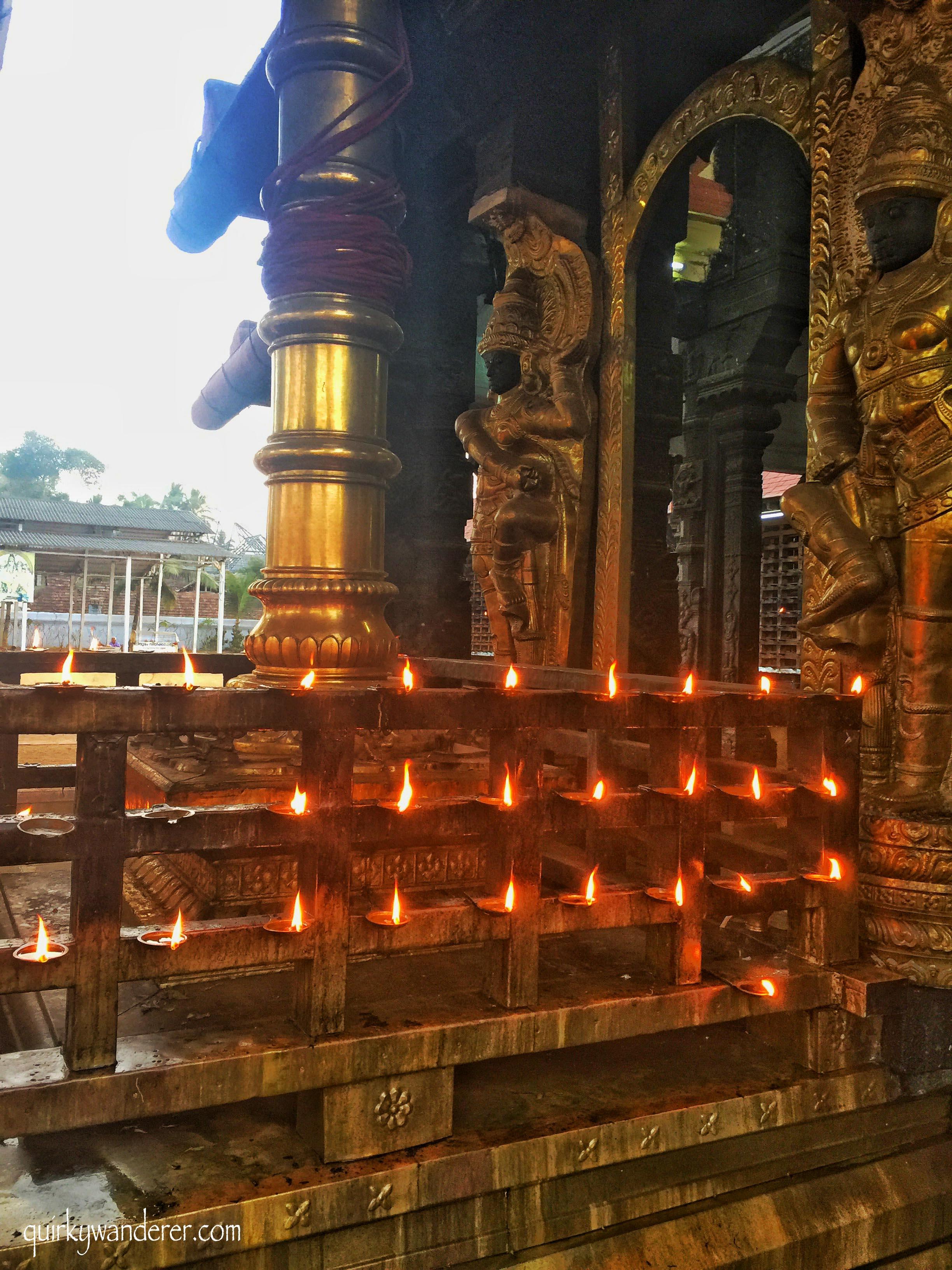 Vaikom Mahadev temple Kerala