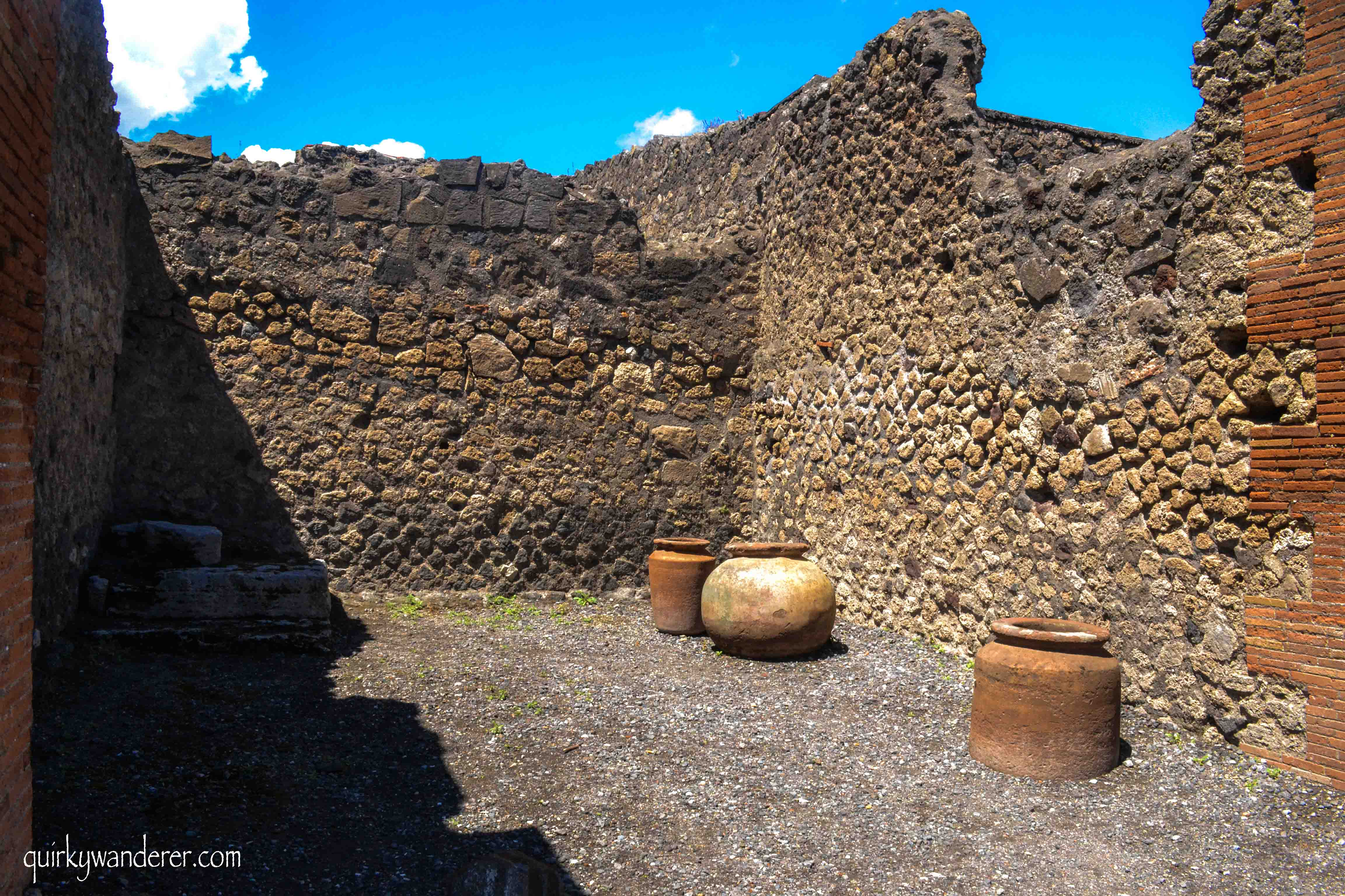 Pompeii farmer's market