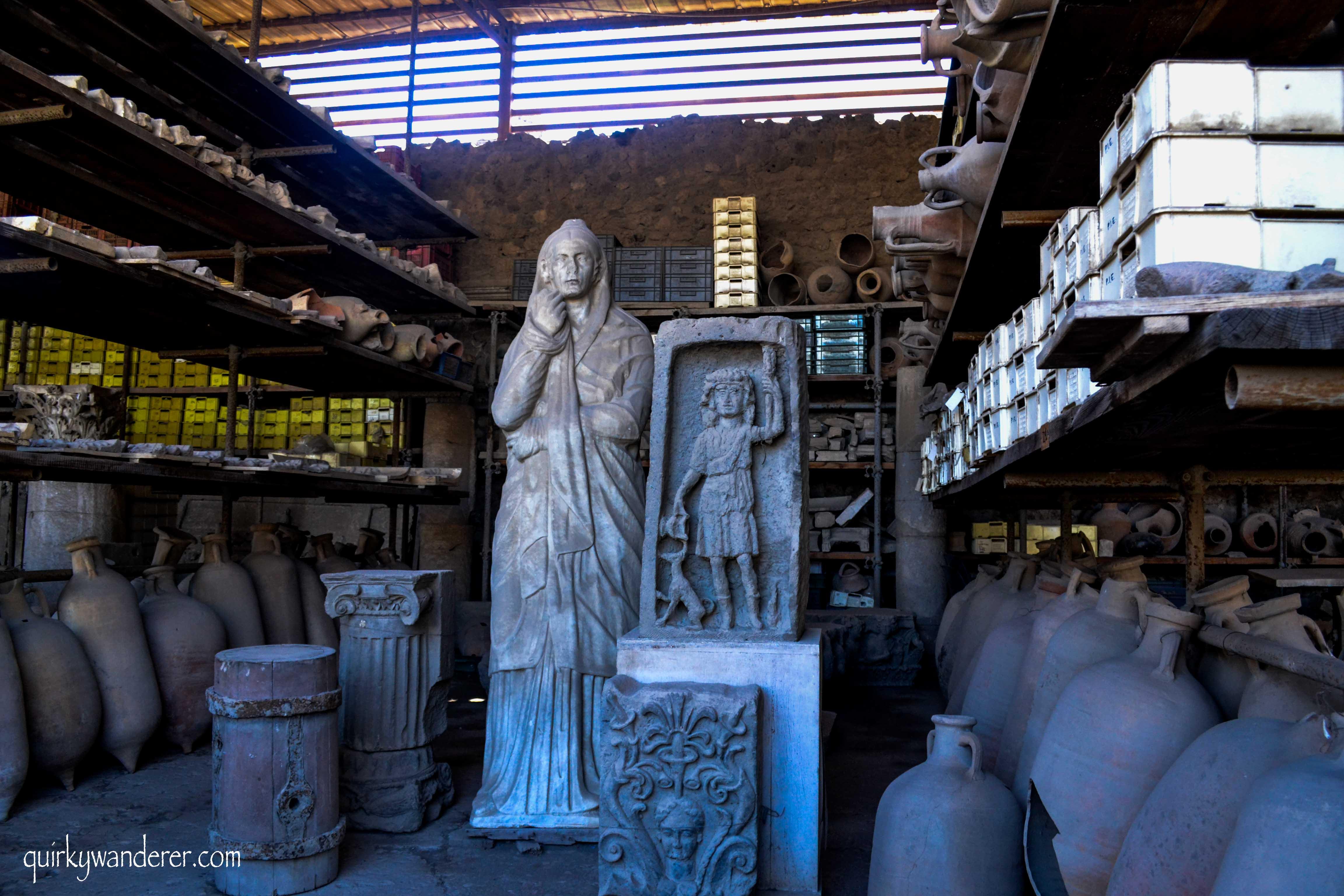 Pompeii markets