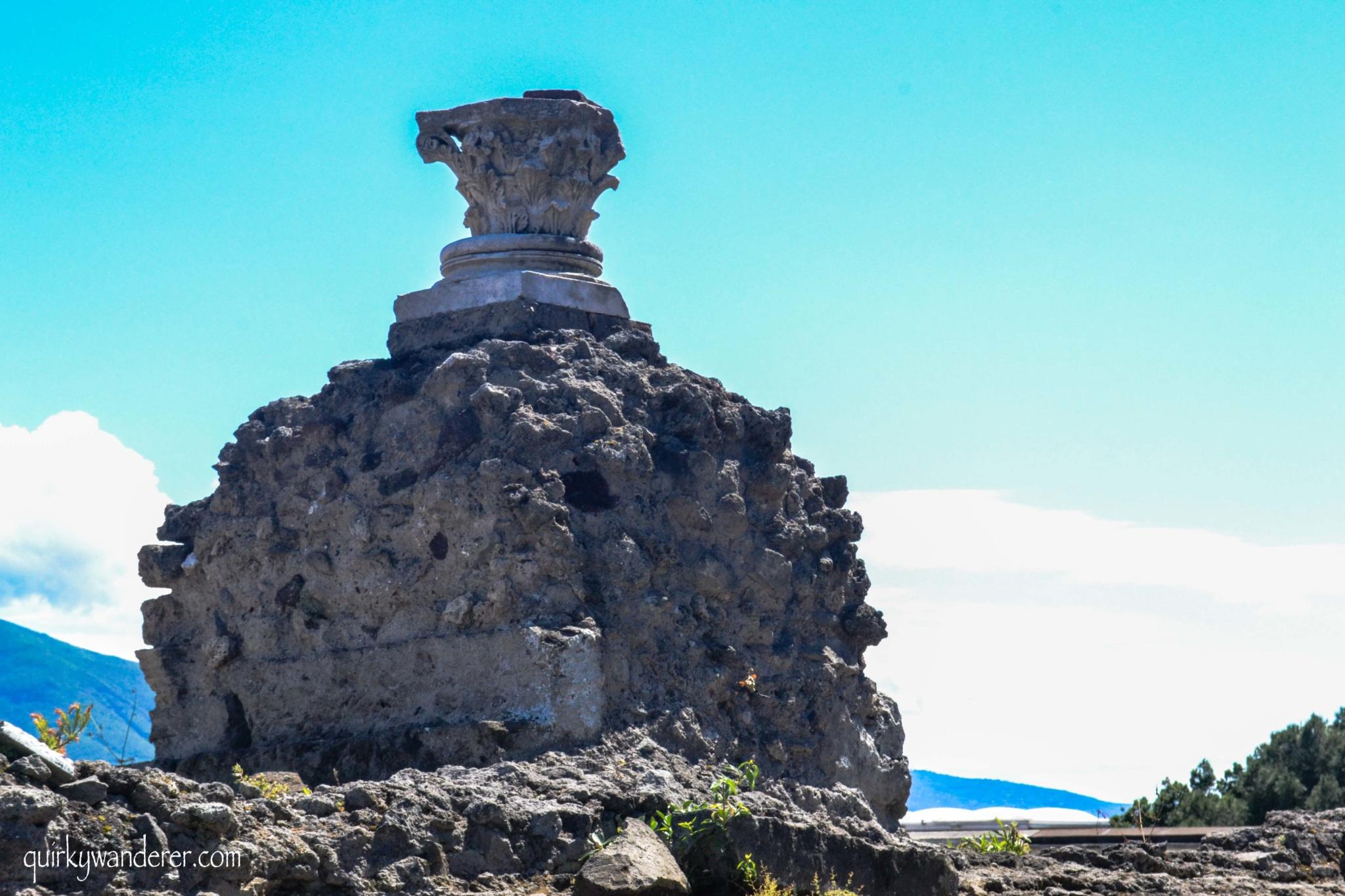 Mt. Vesuvius italy