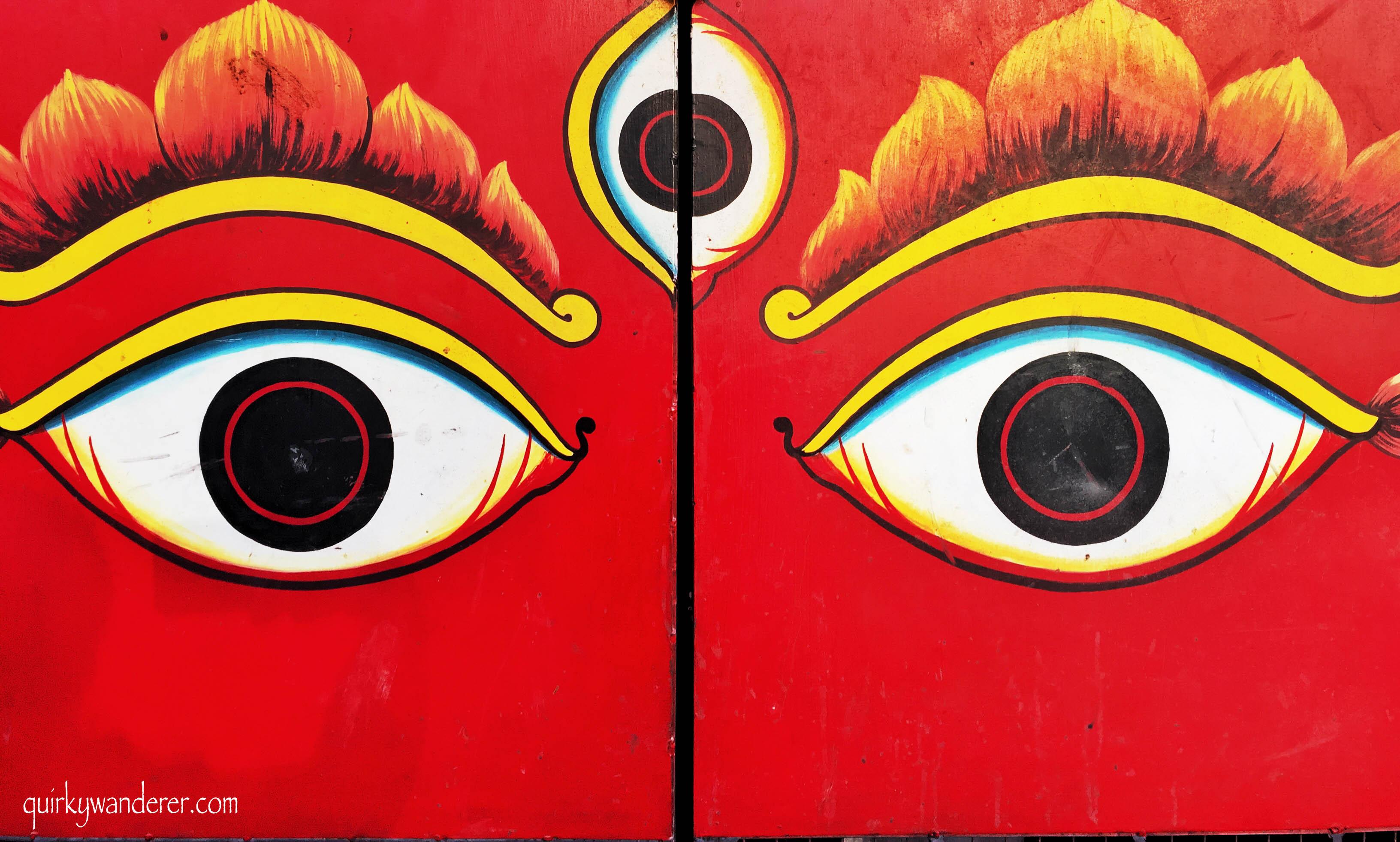 Kumari eyes