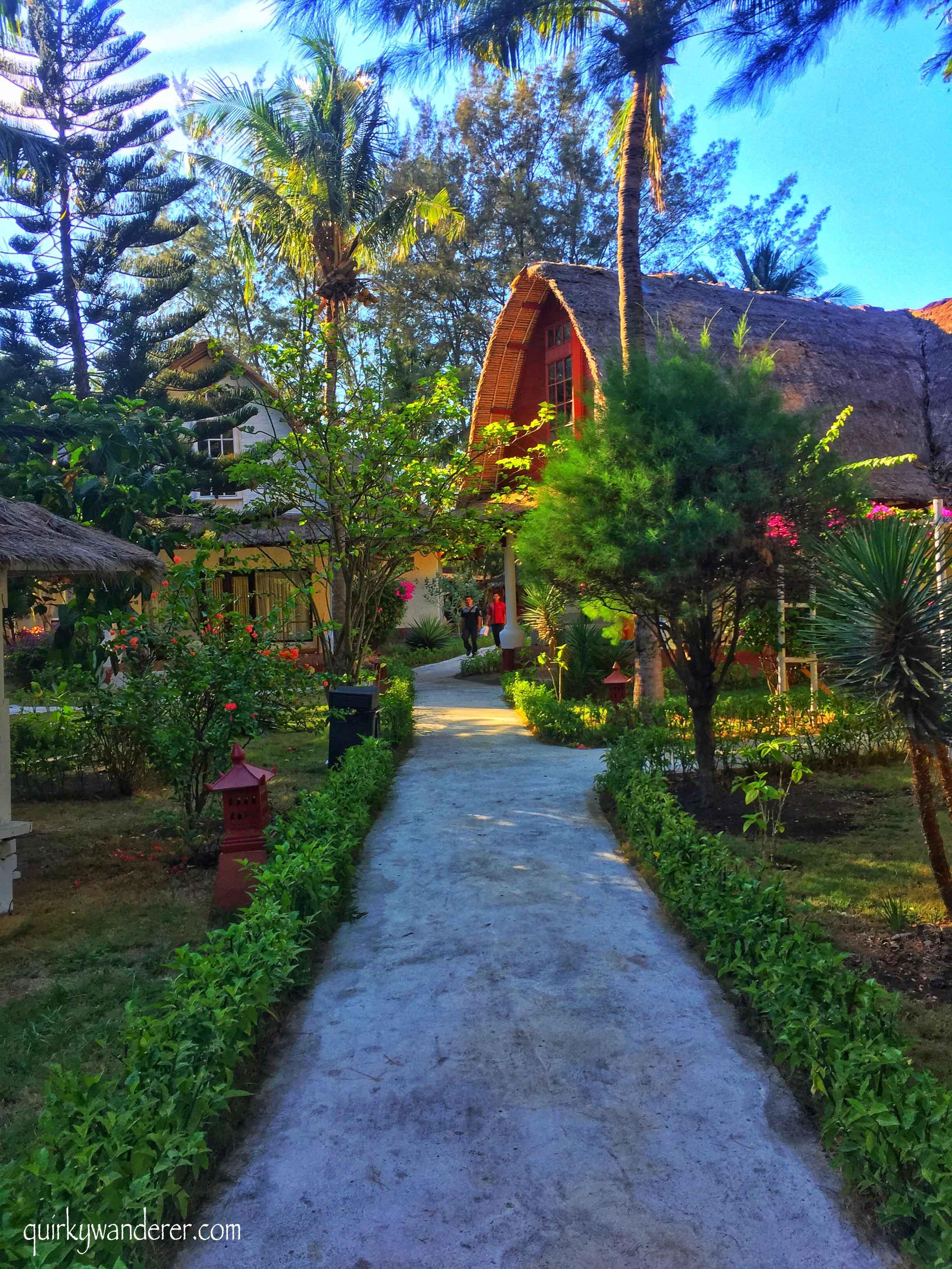 Jambuluwak resort