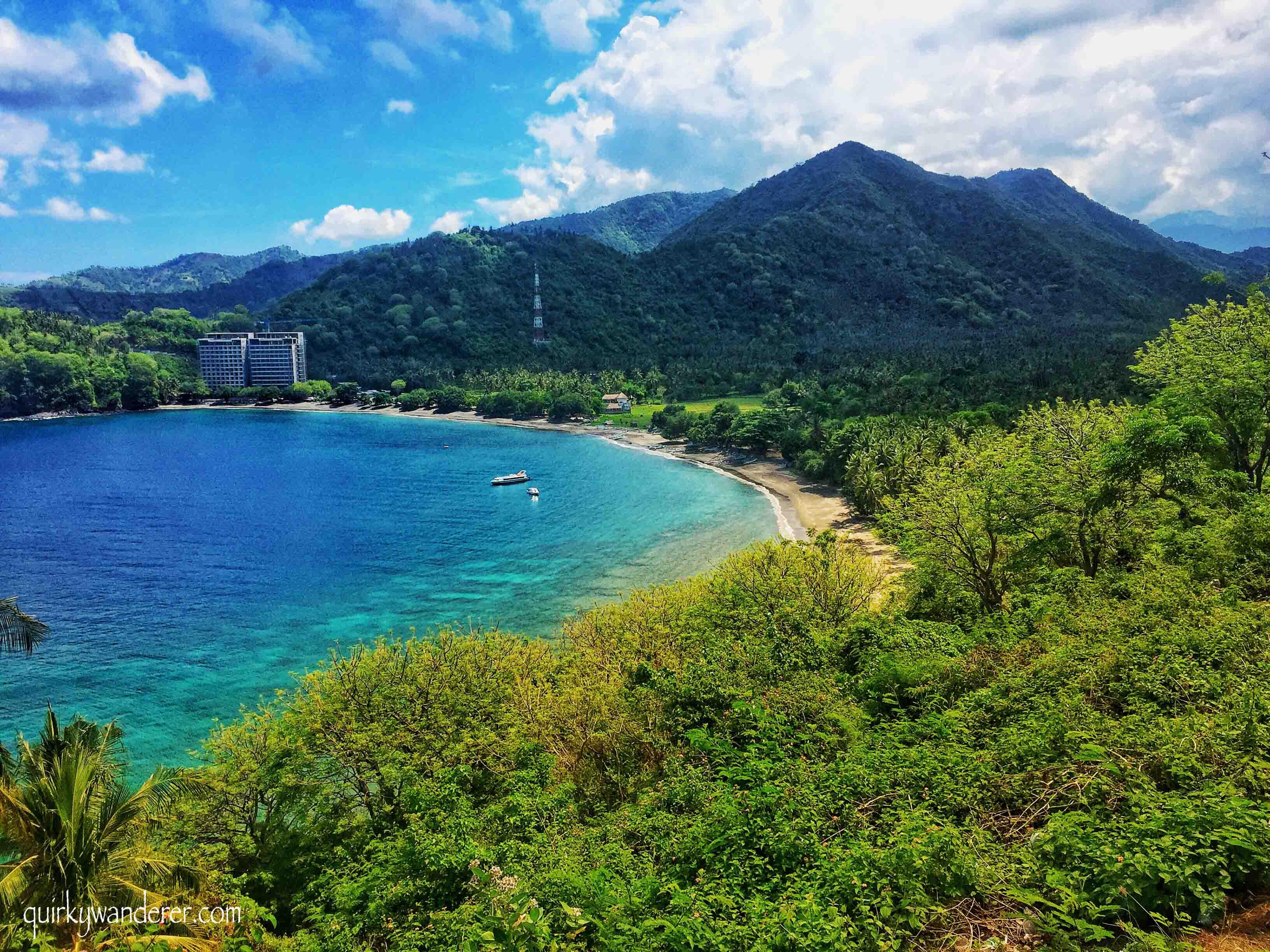 Lombok island beaches